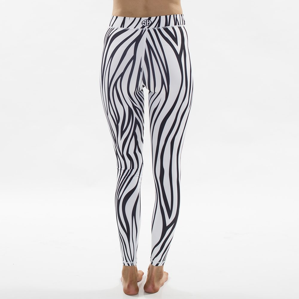 Tights – Compresssion Full Length Gisele Zebra