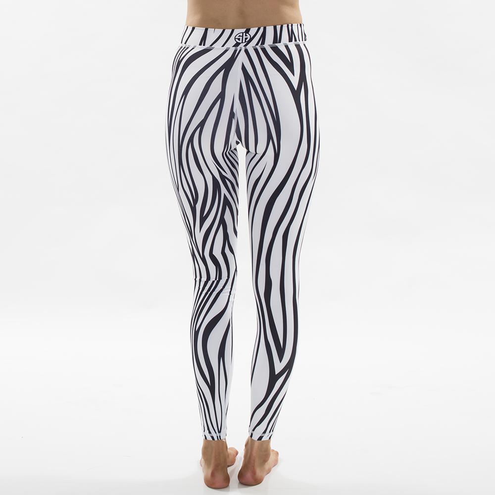 Tights – Compresssion Full Length Gisele Zebra