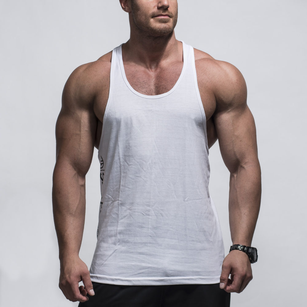 Singlet Y-Back – Flex White