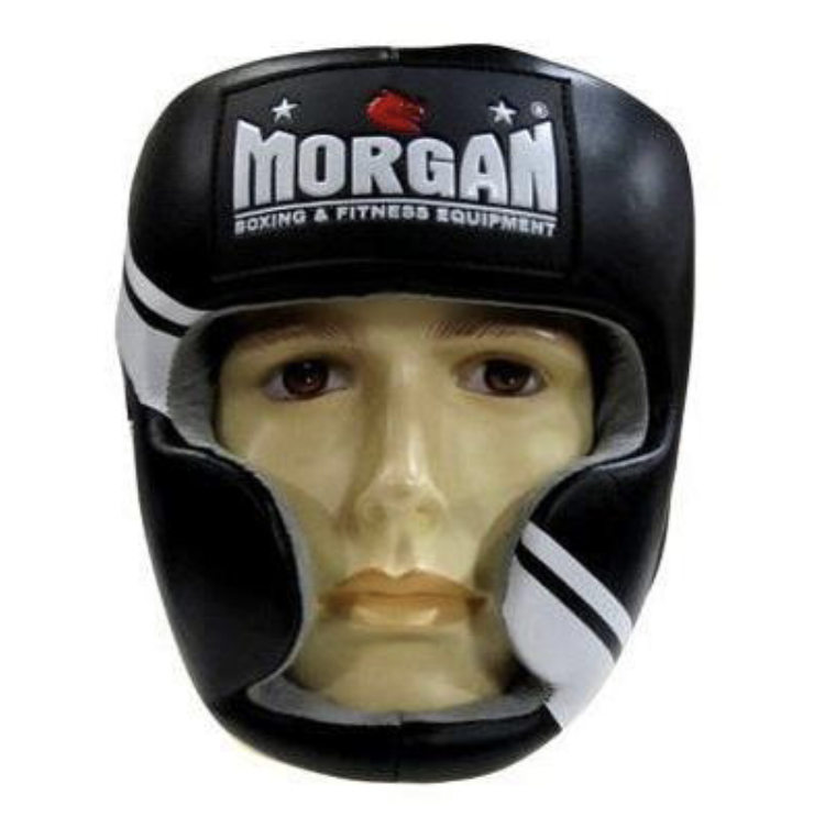 HEAD GEAR – PROFESSIONAL LEATHER HEAD GUARD