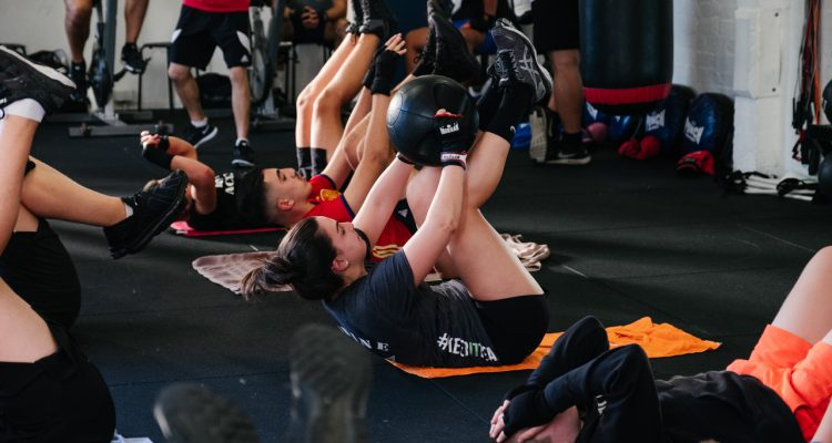 Holiday Camps – Functional Training & Boxing Techniques